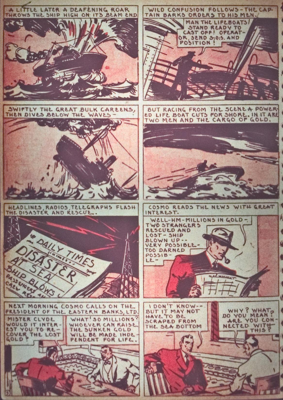 Read online Detective Comics (1937) comic -  Issue #26 - 50