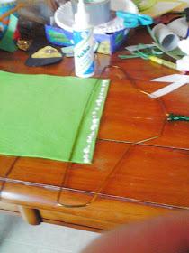 Leprechaun craft for St. Patrick's Day