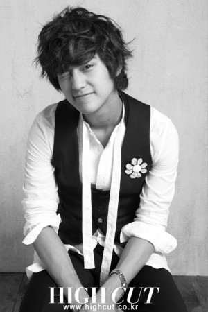 Asian Hot Celebrities Korean Actor Kim Sang Bum Kim Bum