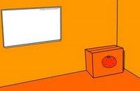 juegos de escape Orange Box 3 - Solución