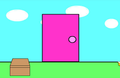Juego de escape Escape from Pink Door solucion y guia