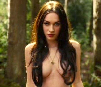 megan fox hot naked