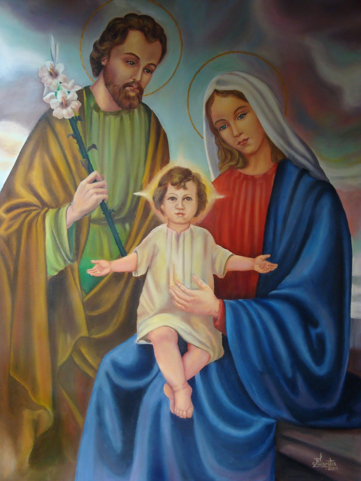 The gallery for --> Sagrada Familia Jesus Maria Y Jose