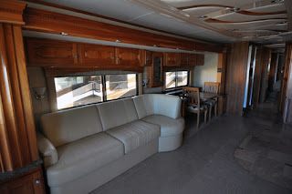 Rv Coach Remodeling Replace Cabinetry Tile Furniture
