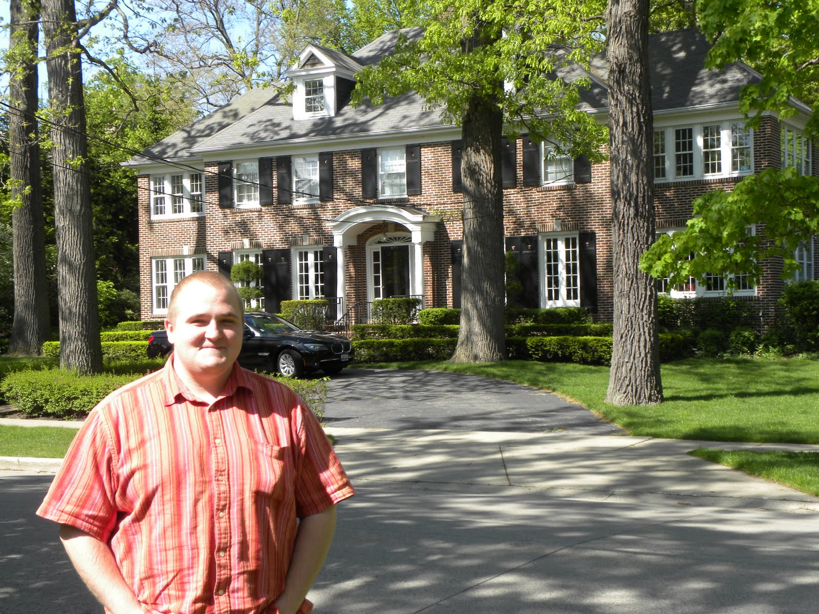 Alex in Chicago Kevin allein zu Haus