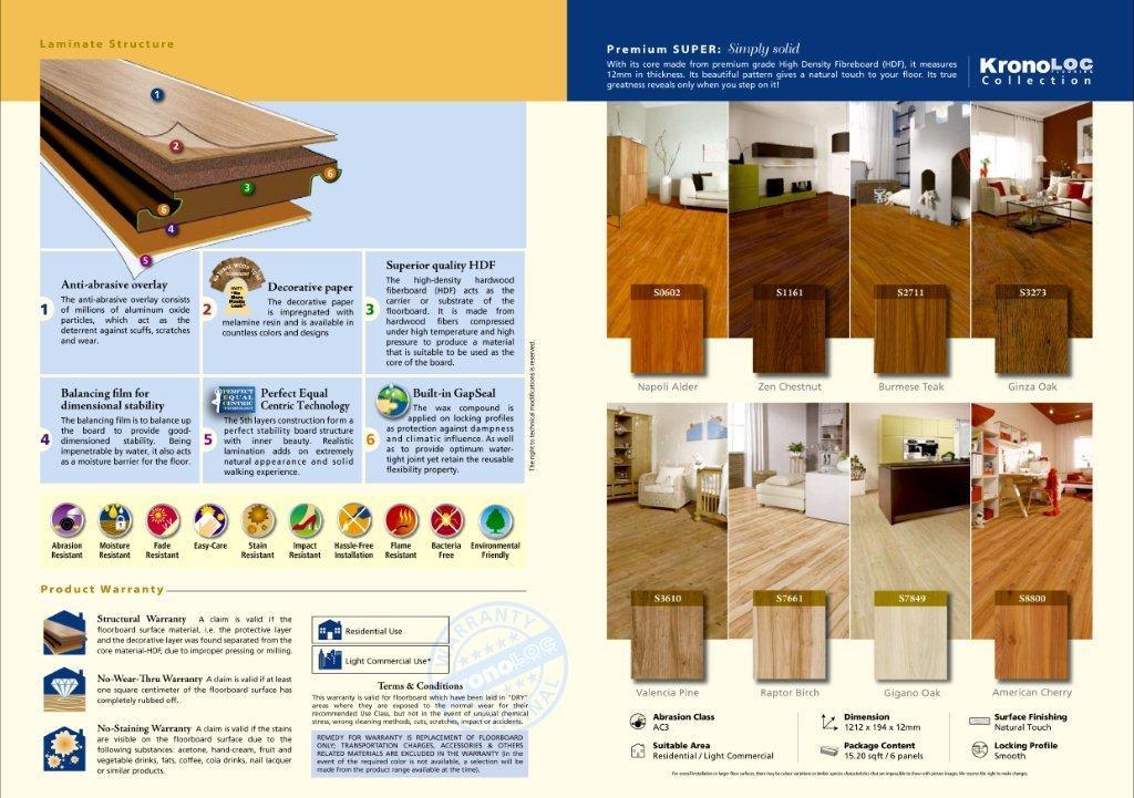 Info Amp Solusi Lantai Kayu Hard Wood Flooring Laminate