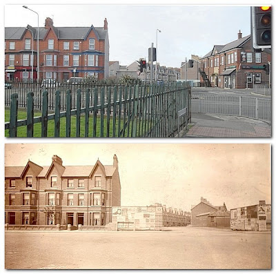 Crescent Road, John Street and Wellington Road