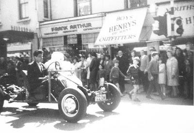 Frank Athur, Henry's