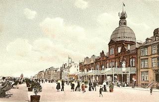 Promenade, Queen's Palace