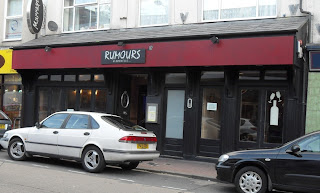 Rumours at Boswell's
