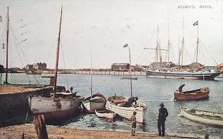 Foryd Harbour