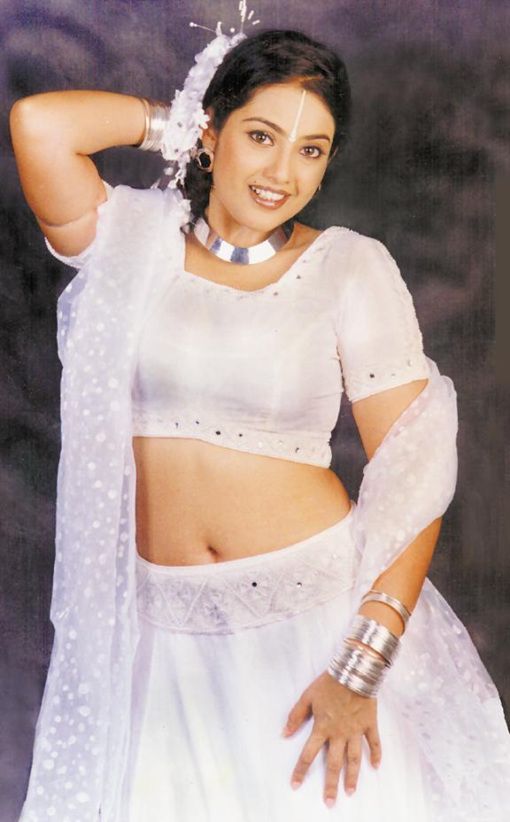 Pure Telugu: Cute Meena Aunty