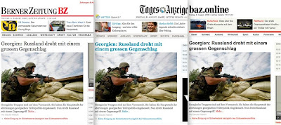 Zeitungen erfinden sich neu, online