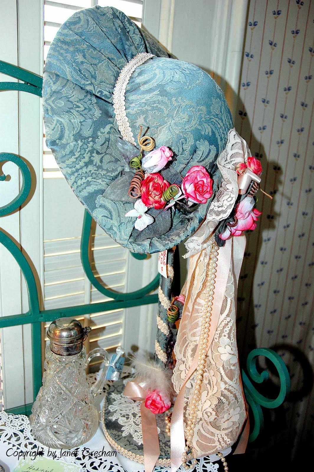 Vintage Easter Bonnet 32