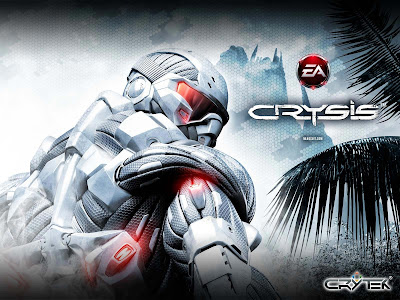 Crysis Gaming High Resolution Wallpapers