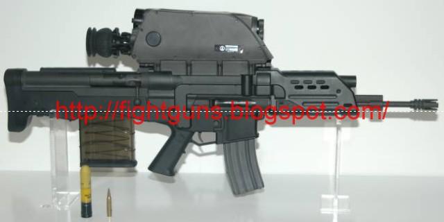 Guns - Fight guns - War guns