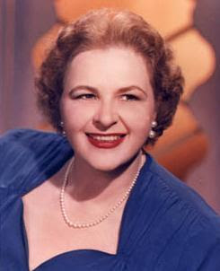 Who Rakes the Forests?: Kate Smith (1907-1986)