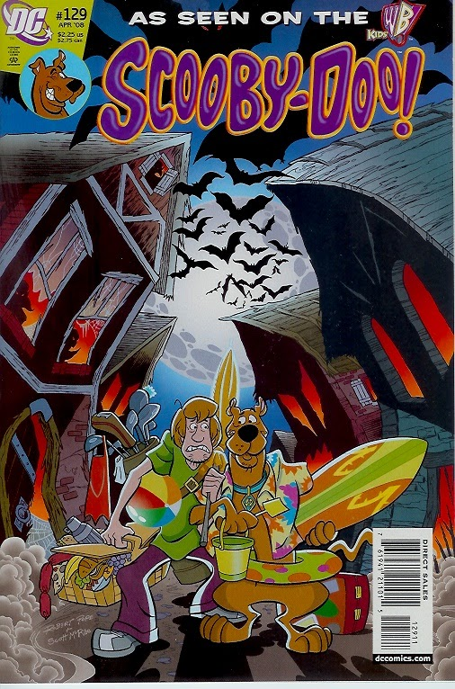 Read online Scooby-Doo (1997) comic -  Issue #129 - 1