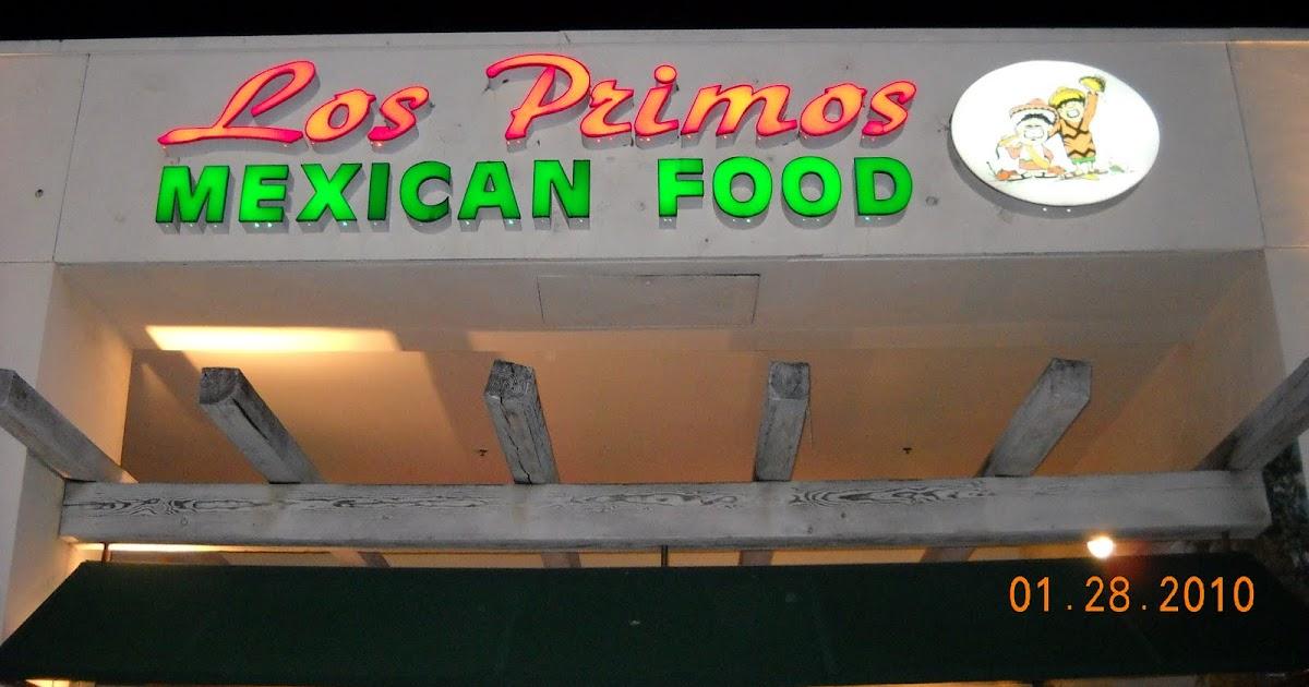 Primos Mexican Food Temecula Ca