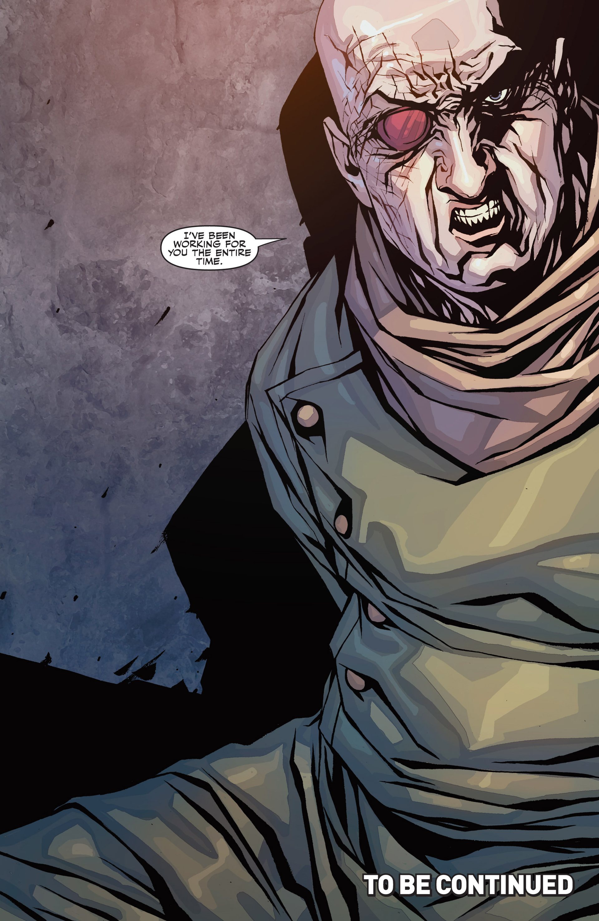 Read online Secret Warriors comic -  Issue #26 - 25