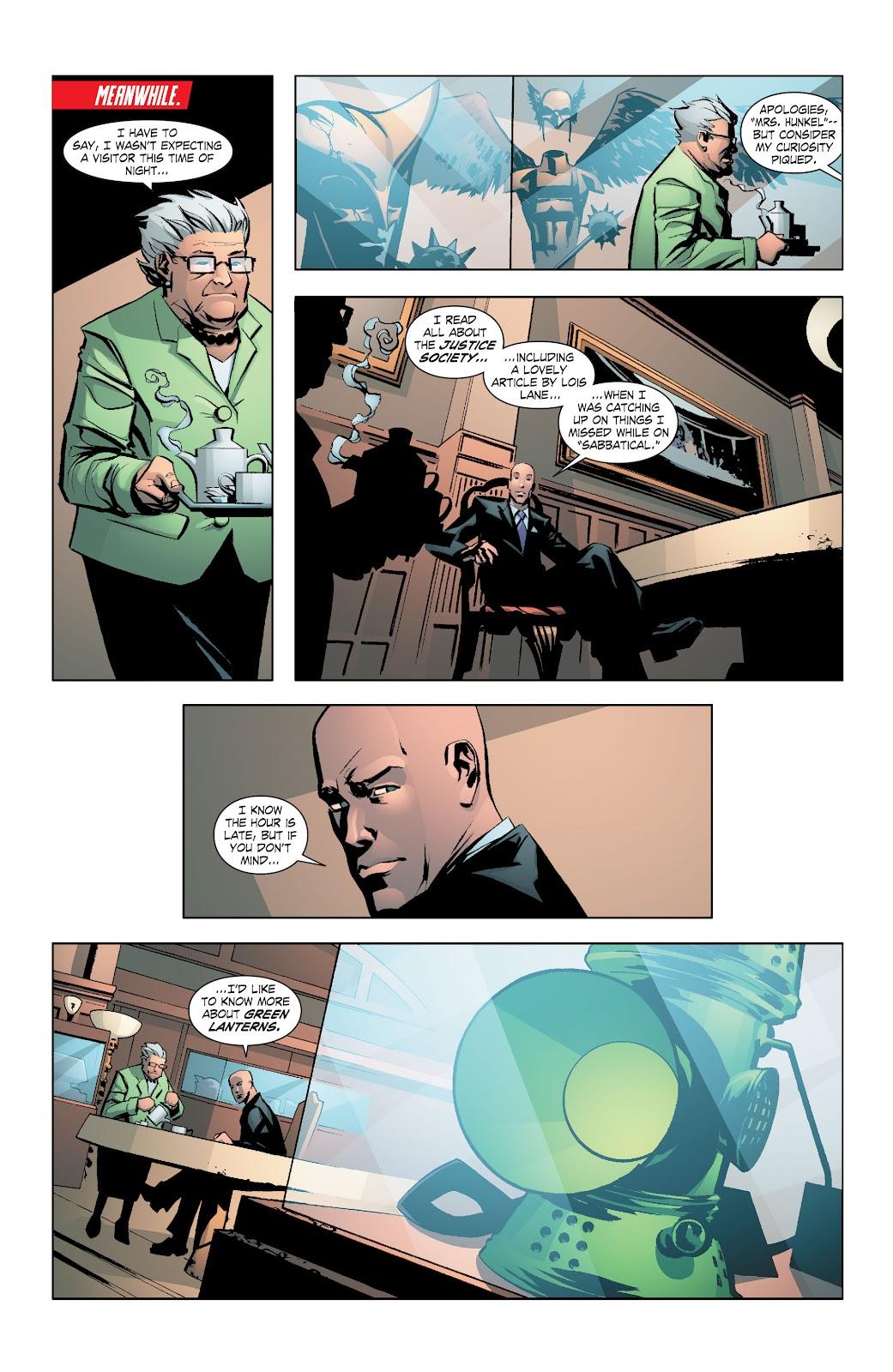 Read online Smallville Season 11 [II] comic -  Issue # TPB 7 - 57