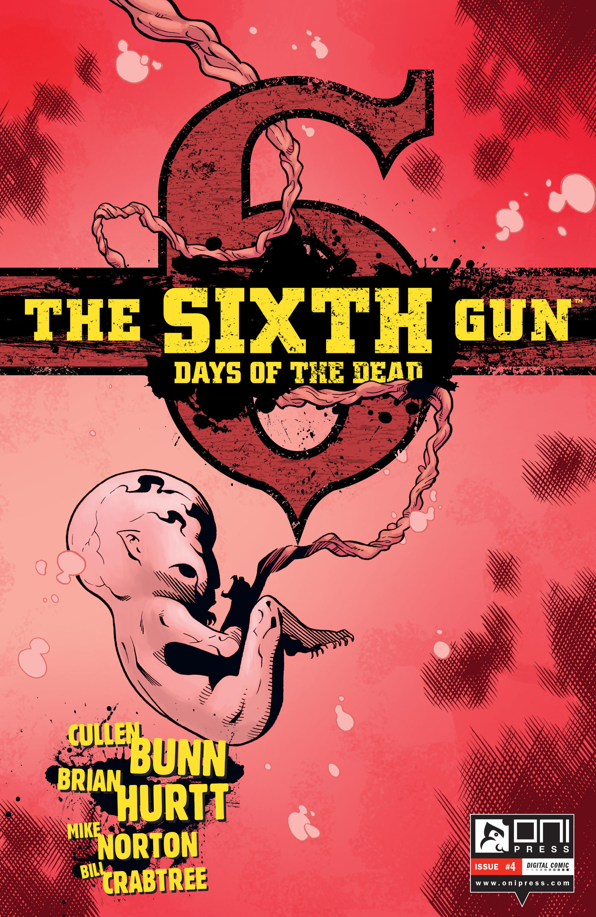 The Sixth Gun: Days of the Dead 4 Page 1