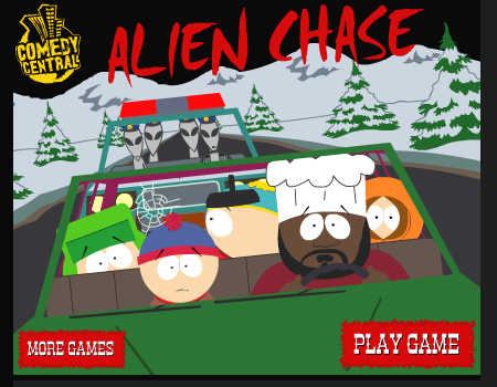 South Park Online Game