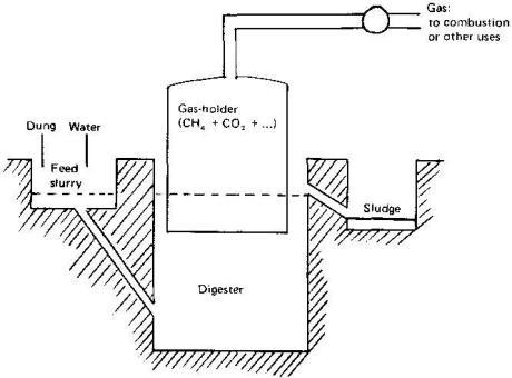 Development of Biogas as Potential of Alternative Energy