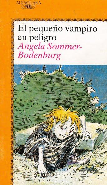 Entre Libros y Libreros: El pequeño vampiro en peligro