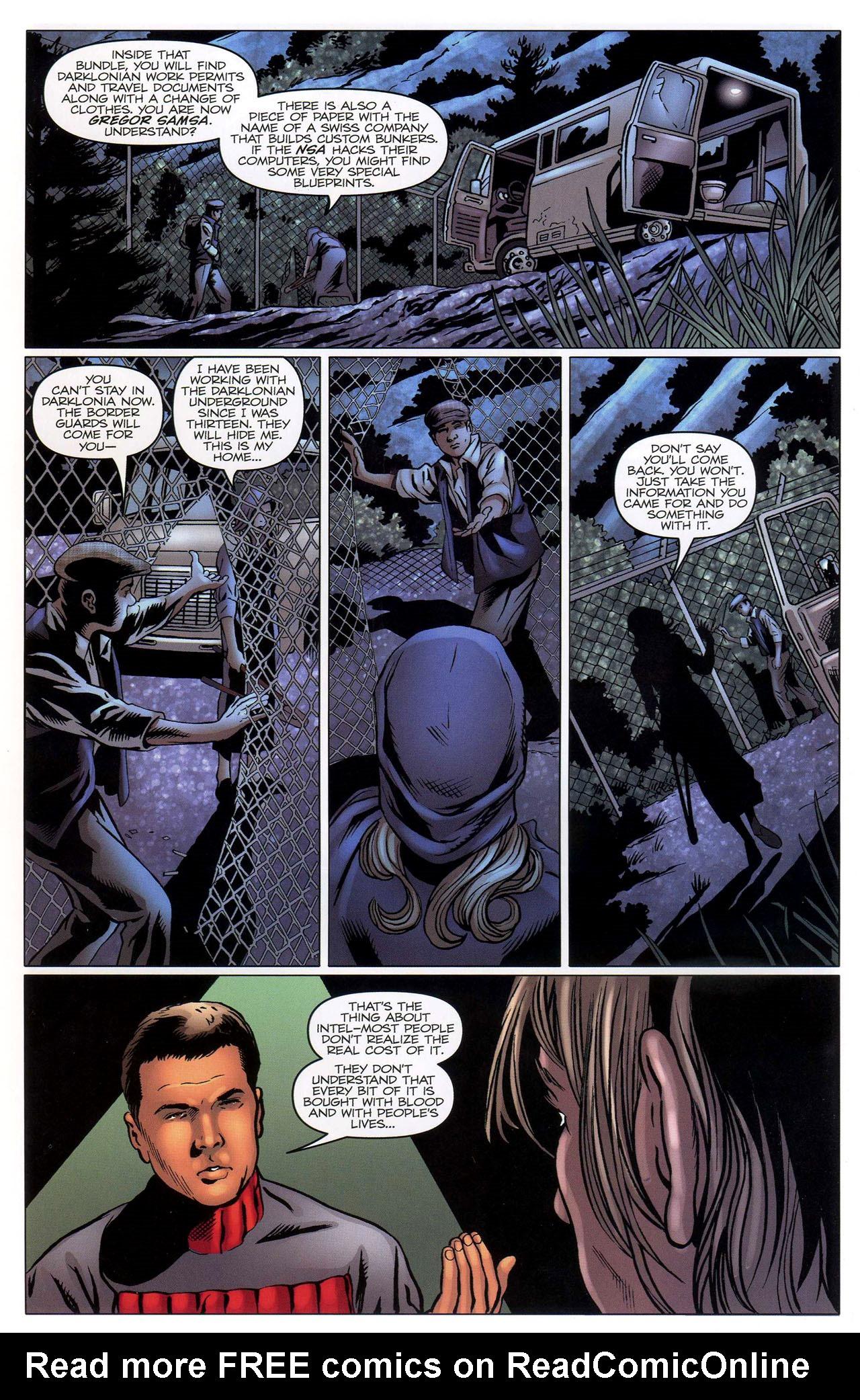 G.I. Joe: A Real American Hero 171 Page 20