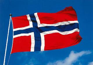 Resultado de imagen de bandera de noruega