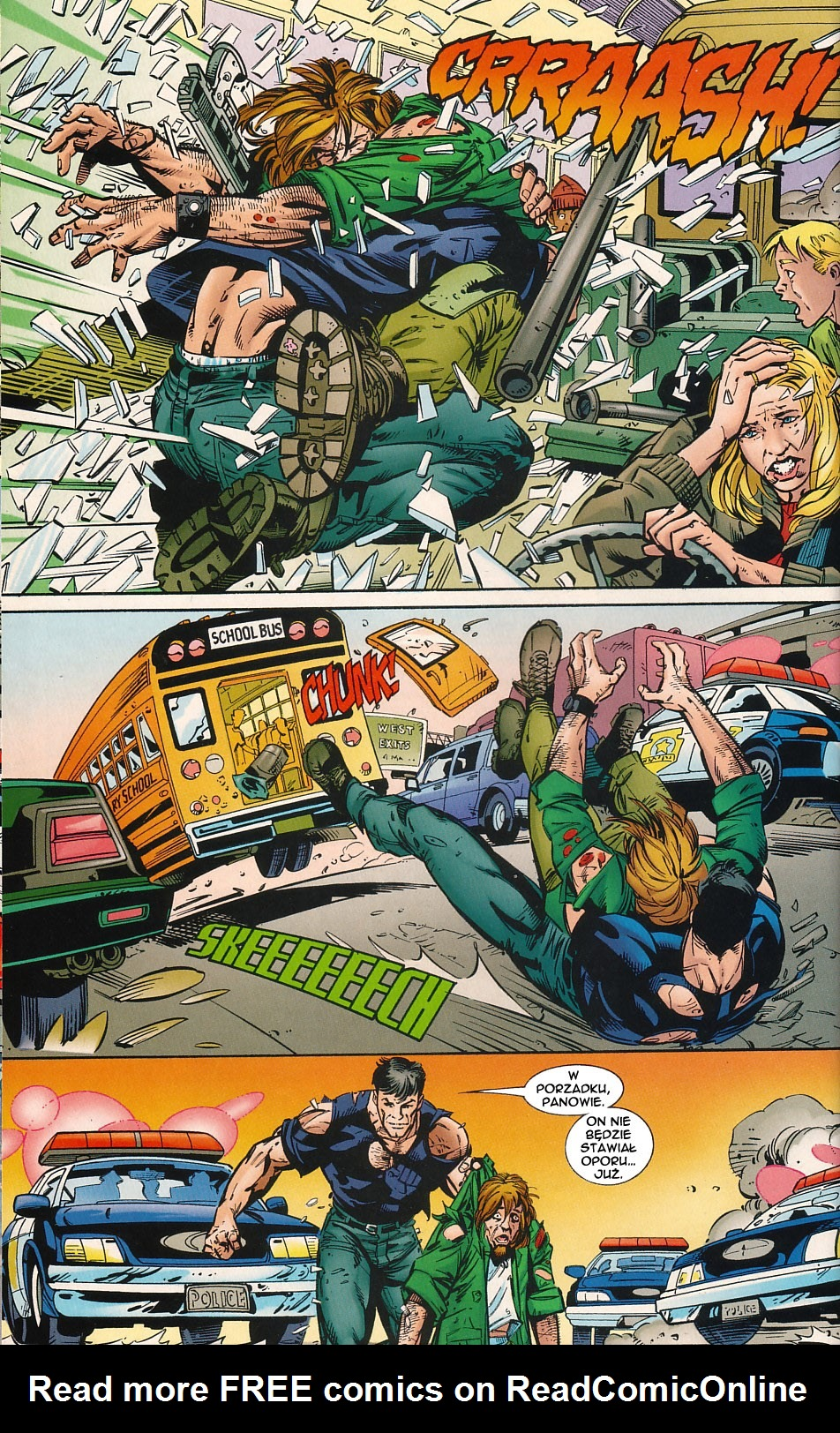 Read online JLA Superpower comic -  Issue # Full - 7