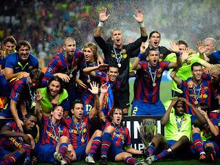 Seuputar FC Barcelona Januari