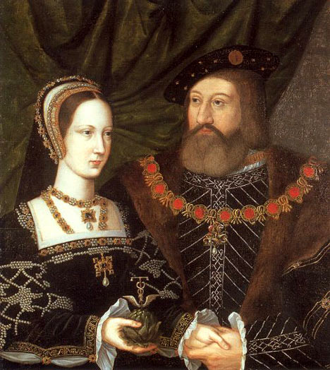 Prince Conde And Mary Queen Of Scots