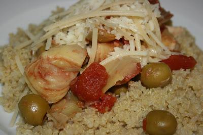 mediterranean chicken recipe in crockpot slow cooker