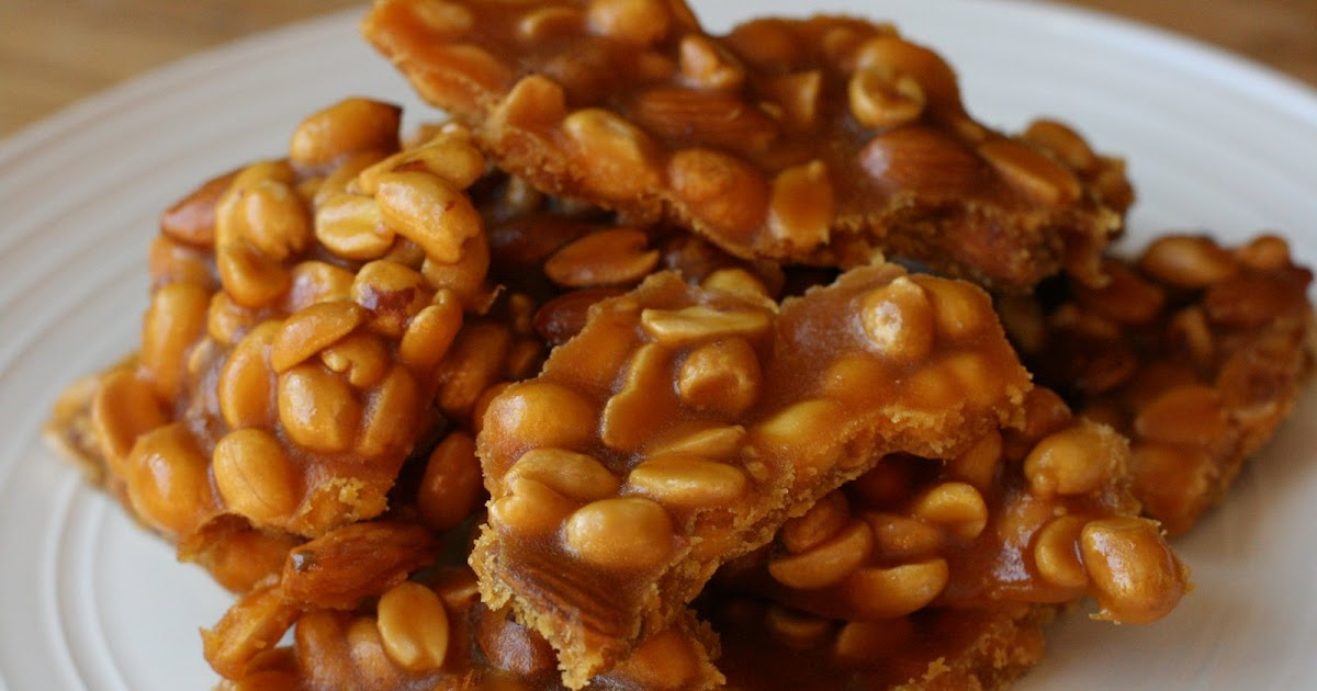 Year of Slow Cooking: CrockPot Peanut (Not Brittle) Candy