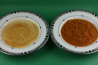 Jamiacan Pumpkin Soup in the Slow Cooker -- easy and delicious, using canned pumpkin puree
