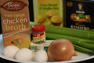 Ingredients: CrockPot Corn Bread Stuffing Recipe