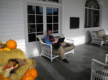 Scott . Baker Halloween Visit