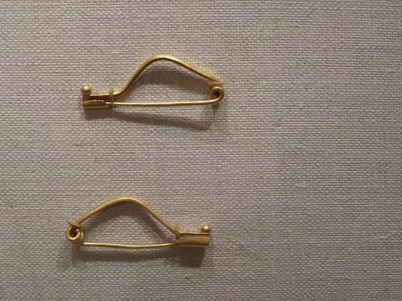 Lock and Spoon: Ancient Jewelry