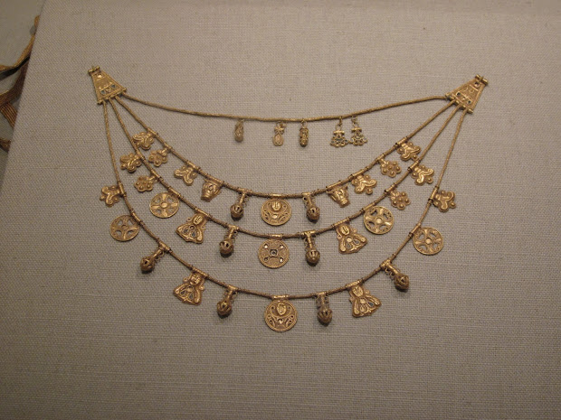 Lock And Spoon Ancient Jewelry