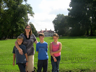Vacation to Washington DC with the kidlets - QuiltedJoy.com
