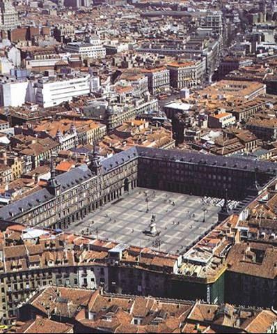 Historia del arte la arquitectura barroca espa ola de la for Arquitectura que ver en madrid