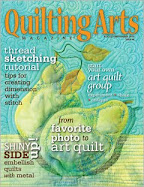 Published in Quilting Arts Aug/Sept 2010