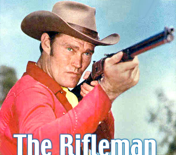 Chuck And Eddies >> 1960s TV Tuner: Rifleman