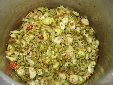 Curry Chataigne (Breadnut)