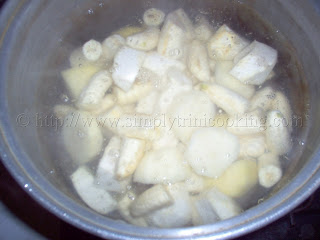 Cow Heel Soup
