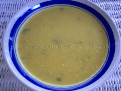 How To Make Dhal