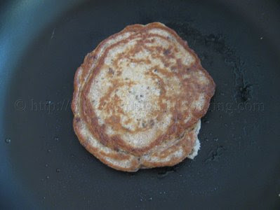 GFCF Sugar Free Pancakes