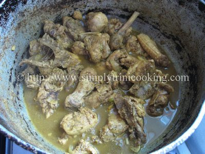 Curry Chicken II